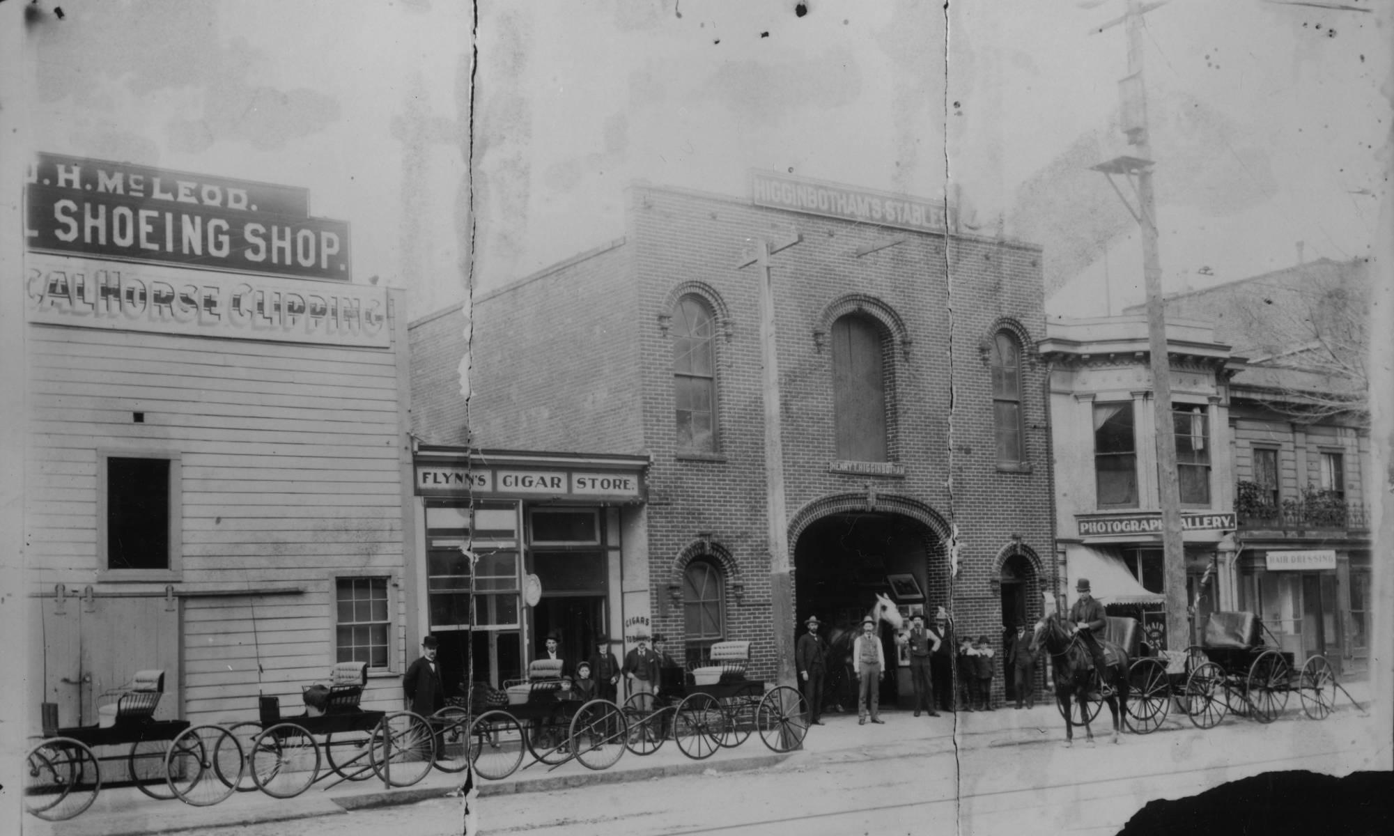 Pioche 1870